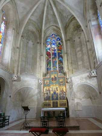 Palau de l'Almudaina: Внутридворцовая церковь
