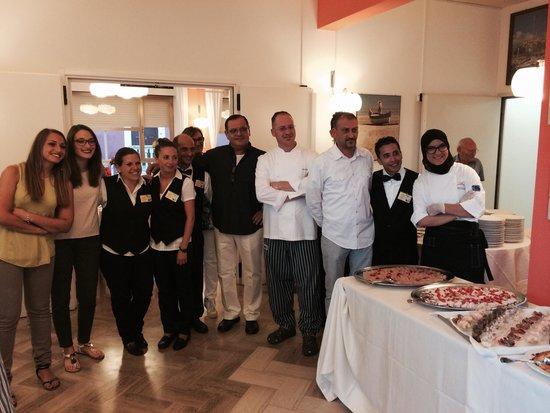 Hotel Senigallia: Lo staff