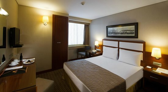 Istanbul Golden City Hotel: Standard Room