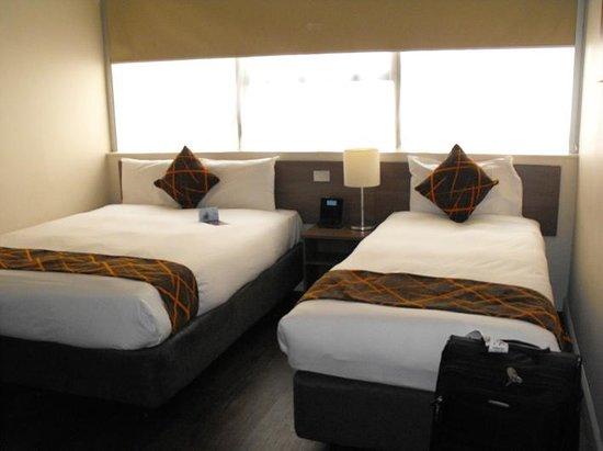Mercure Grosvenor Hotel : Twin share