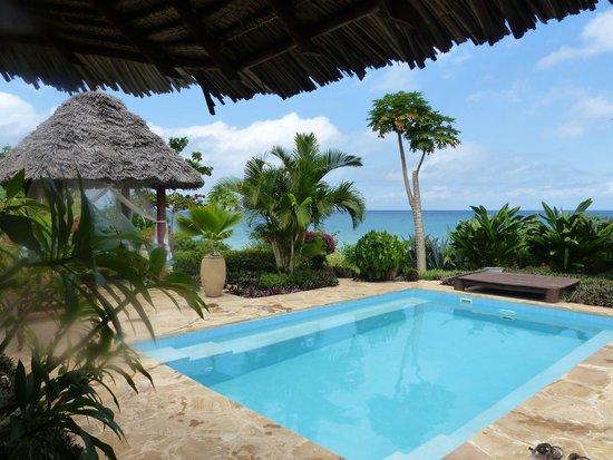 Zanzi Resort: Vom Pool und Meer