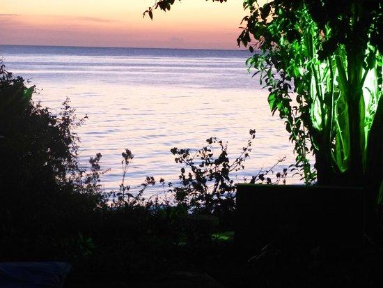 Zanzi Resort: Perfekte Lage und Aussicht