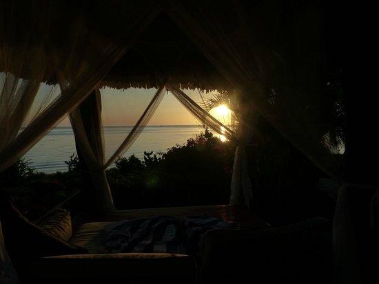Zanzi Resort: Outdoor Schlafzimmer