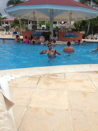 Luxury Bahia Principe Bouganville Don Pablo Collection: Enjoying the pool