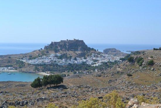 Village of Lindos: Древний город Линдос