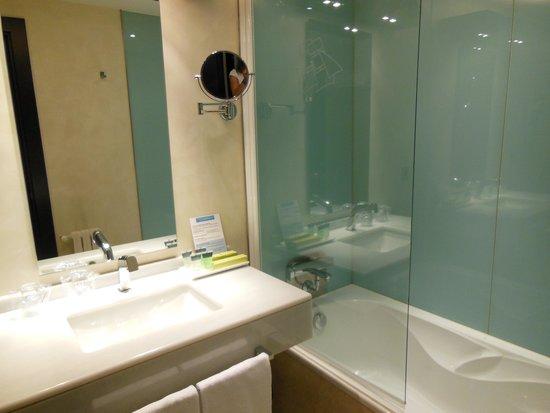 Hotel America Vigo : bagno