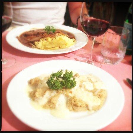 Locanda Gandriese Restaurant : Simple mais excellent