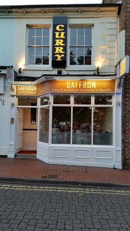 Saffron Indian Cuisine Ripley