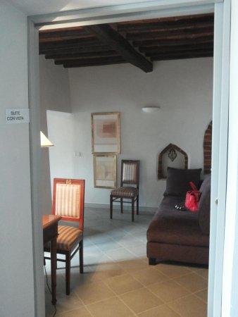 Casina Mazzuoli : suite.1