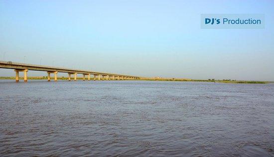 Chenab River  Multan