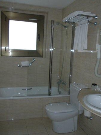 Hotel Duran: bagno