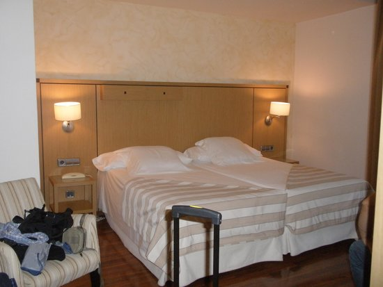 Hotel Duran: camera