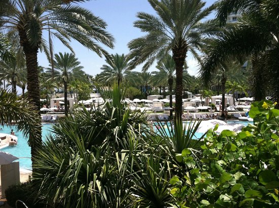Fontainebleau Miami Beach: sweet serenity