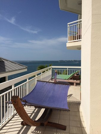 Hyatt Centric Key West Resort and Spa : 1301 balcony 1 of 2