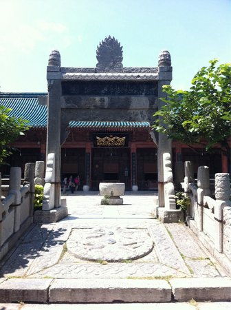 Xi'an Mosque : Very unique mosque buildings
