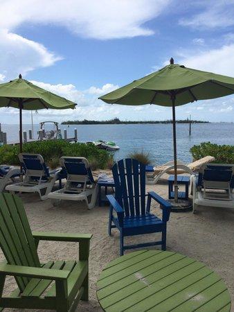 Hyatt Centric Key West Resort and Spa : Beach at HKW