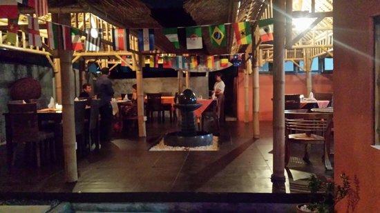 Yogi's Paradise and Grill : Yogi's place