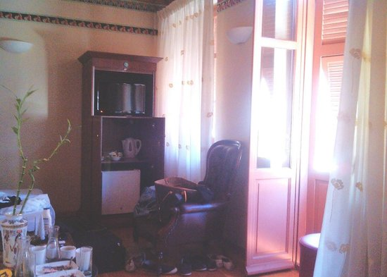 Kyveli Suites, room view