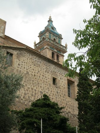 La Cartuja de Valldemossa : Картезианский монастырь