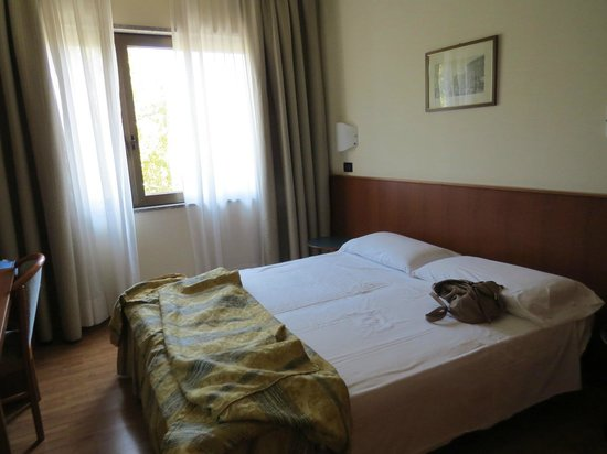 Hotel Centrale: Double room