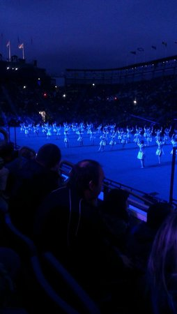 The Royal Edinburgh Military Tattoo : Tattoo Highland Dancers