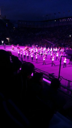 The Royal Edinburgh Military Tattoo : Singapore Police Band