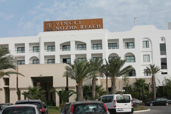 Vincci Nozha Beach Resort : vincci nozha beach