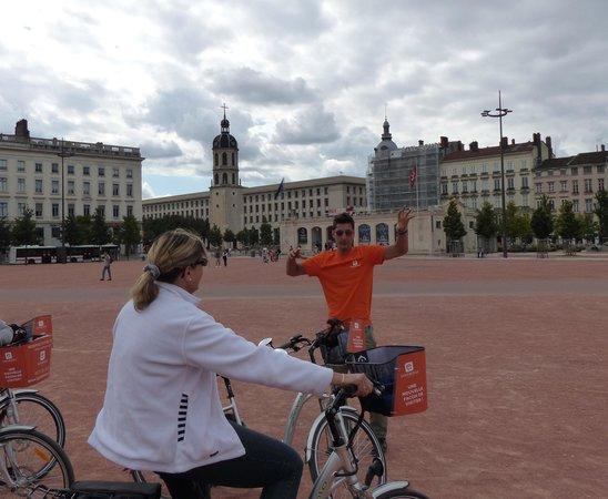 Lyon Bike Tour : Découverte de Lyon en VAE