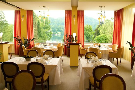 Restavracija Labod : Restaurant Labod - we can host up to 60 guests inside and 70 guests on the terrace.