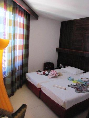 Hotel Slovenska Plaza: Номер