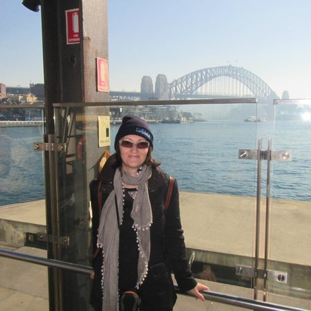 Sydney Ferries: Molo.