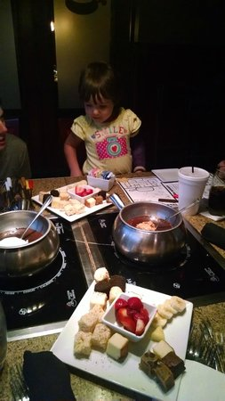 The Melting Pot: so many choices