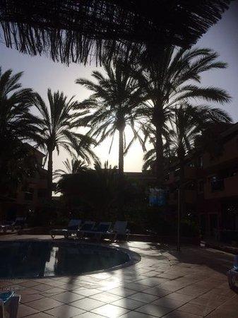 Labranda Aloe Club Resort: early morning