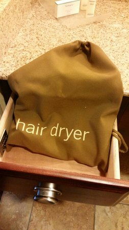 Homewood Suites by Hilton Portland: Complimentary hair dryer