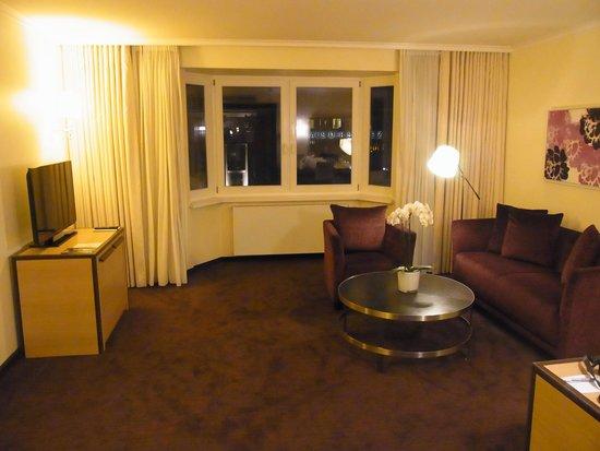 The Westin Grand Berlin: 豪華ではないが清潔で快適