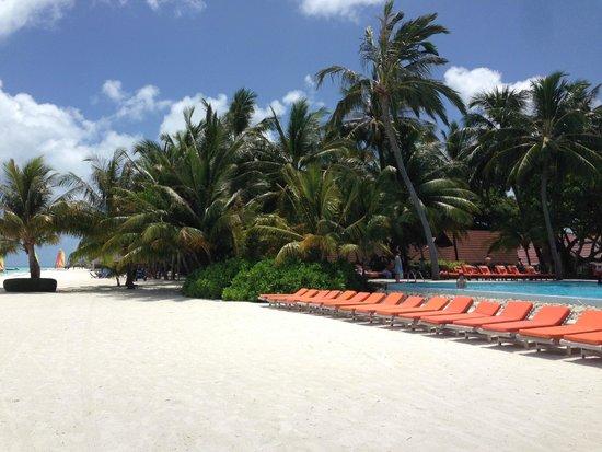 Club Med Kani : spiaggia