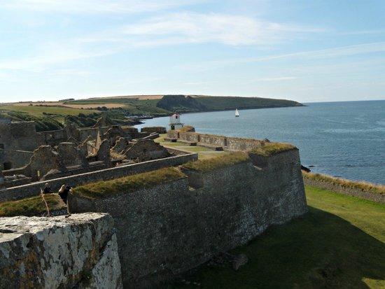 Fortaleza Charles Fort: Vista dal Forte