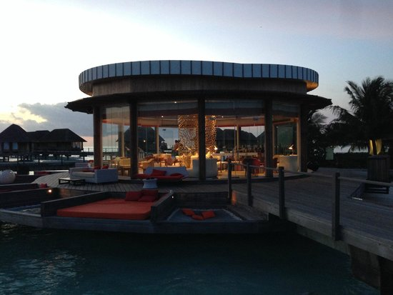 Club Med Kani : spazio 5 tridenti