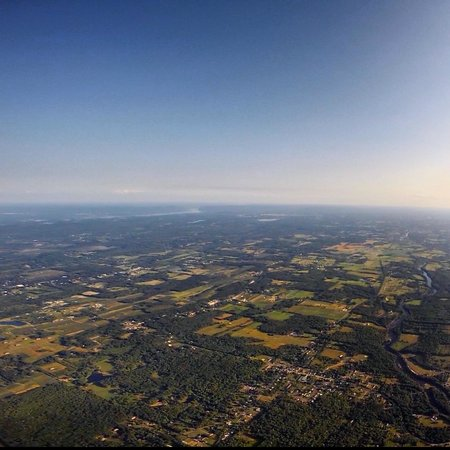 Skydive the Ranch: What it looks like from the Top of the World