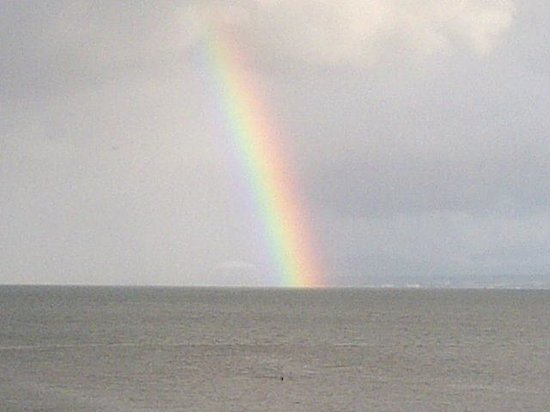 Redcastle Hotel: Rainbow