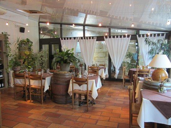 L'Auberge d'Uzes : het gezellige restaurantje