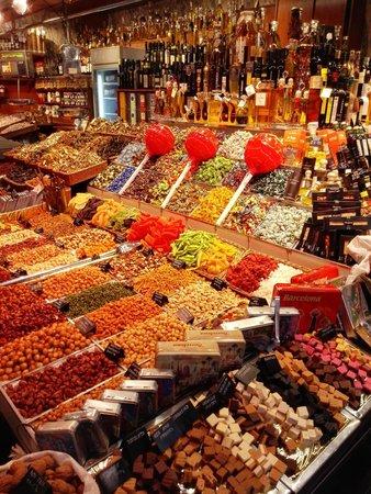 St. Josep La Boqueria : cioccolato