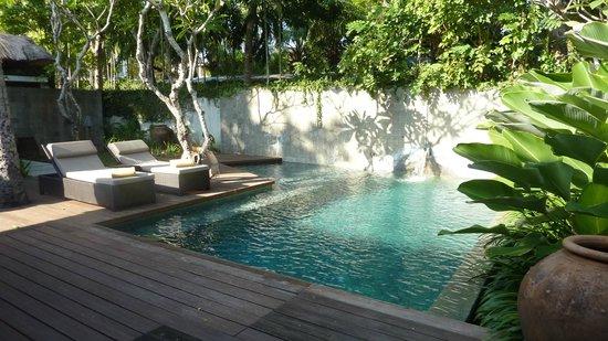 Kayumanis Nusa Dua Private Villa & Spa: Private pool
