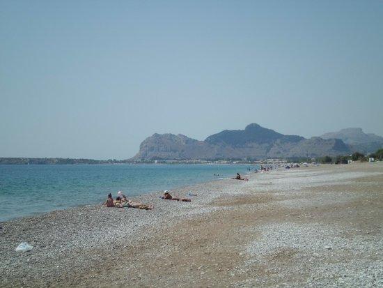 Dessole Lippia Golf Resort : il mare di fronte al DESSOLE LIPPI