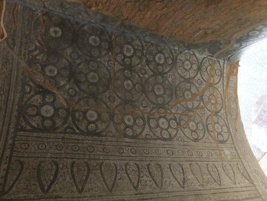Htilominlo Pahto : 装飾壁面