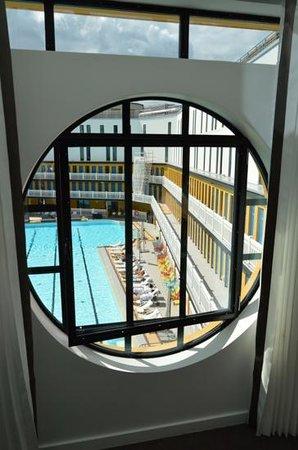 Hotel Molitor Paris - MGallery Collection : vue depuis junir suite