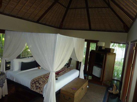 Kayumanis Nusa Dua Private Villa & Spa: Bedroom - Exquisite