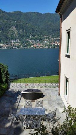 Casta Diva Resort & SPA: Penthouse Suite 2103 terrace