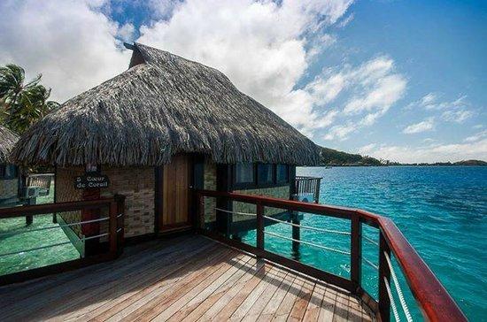 Maitai Polynesia Bora Bora: Our bunglow