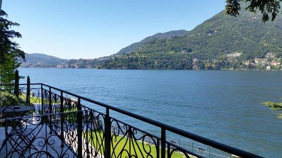 Casta Diva Resort & SPA: Penthouse Suite 2203 Balcony